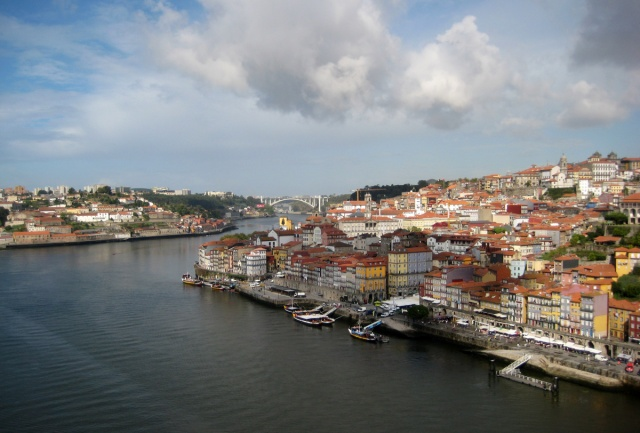 over de Douro